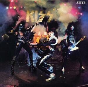 KISS - Alive! - Vinyl LP Record