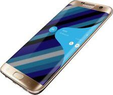 Teléfonos móviles libres Android, modelo Samsung Galaxy S7 edge de oro