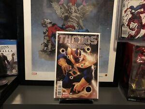 Thanos Rising Comic #1C **MARKO DJURDJEVIC** 1:50 Variant Cover