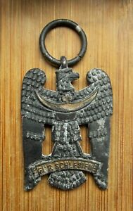 german Freikorps eagle medal, Schlesien, WWI, WW1