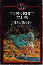 Unfinished Tales (Unicorn) By J. R. R. Tolkien, Christopher Tolkien