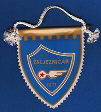 S.D. ŽELJEZNIČAR SARAJEVO,  Bosnia ex Yugoslavia football club, vintage flag !