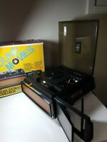 Vintage Super 8 Kodak Ektasound Movie Projector 275 UNTESTED PARTS ONLY w/ box
