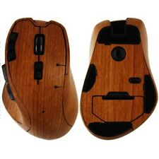 Skinomi Light Wood Protector Full Body Gaming Mouse Skin for Logitech G700