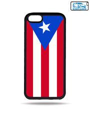 PUERTO RICO FLAG BORICUA BUMPER PHONE CASE IPHONE 5 6 7 8 X XS MAX XR GALAXY