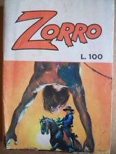 ZORRO - La Frusta di Zorro n°12 1971 ed. Cerretti   [G253]