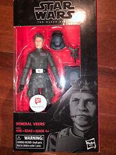 Star Wars,  The Black Series, General Veers, 6 Inch Figure, Walgreens Exclusive
