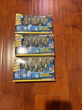 3 Sets Doctor Who Character Building Weeping Angel Army Builder & 5 Cybermen