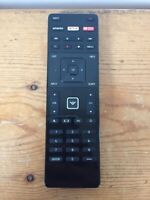 Vizio XRT122 OEM HDTV Remote Control Amazon Netflix I Heart Radio Short Cuts