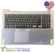New Dell Inspiron 15-5567 15 5565 Palmrest Upper case US Backlit Keyboard PT1NY