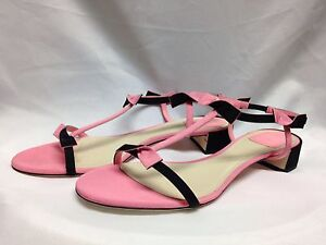 Dior Doll 2.5 Ankle Strap Sandal Rose Baby/IN  New w/ Box