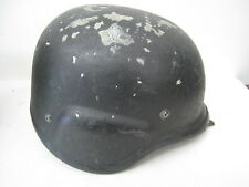 Tactical Black Police Swat Military Protective Helmet PASGT Interior Padding #1