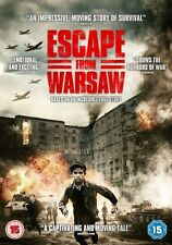Esacape From Warsaw (DVD) (NEW AND SEALED)  (REGION 2)