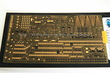 Ship Vessels Detail Update PE 1/700 243 Essex aircraft carrier free shipping