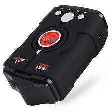 V8 Car Radar Laser Detector 360° 16 Band Scanning LED Speed Testing System