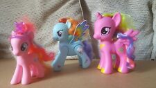 My Little Pony Set  Pinkie Pie / Rainbow Dash Flips / Princess Cadance