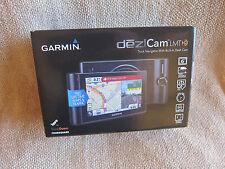 GARMIN DezlCam LMT Truckers GPS w/ Dashcam - 0100145700 - BRAND NEW