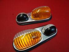 Lambretta FLI & Lambro FD  New Old Stock 1960's Vibor Side Marker Lights ....