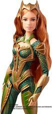 Barbie Justice League Mera Figure Girl Super Hero Doll Girls Popular Toys