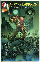 ARMY OF DARKNESS #1, NM+, Ashes 2 Ashes, Silvestri, Zombie, more AOD in store