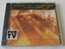 RODRIGO LEAO & VOX ENSEMBLE (CD) AVE MUNDI LUMINAR -  NEUF SCELLE