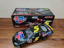 2005 #5 Kyle Busch Carquest Auto Parts 1/24 Action NASCAR Diecast MIP