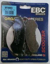 EBC Organic FRONT Disc Brake Pads Fits Honda PCX125 / PCX150 (2012 to 2017)
