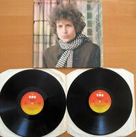 Bob Dylan Blonde On Blonde 2xLP Gatefold UK Vinyl CBS SDDP 66012