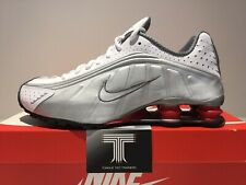 Nike Shox R4 ~ BV1111 100 ~ Uk Size 10