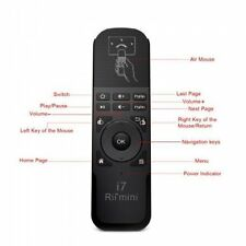 Mini Wireless Air Mouse smart Remote Combo for TV BOX PC PROJECTOR