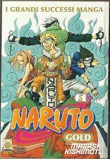 NARUTO GOLD n° 5 (Planet Manga, 2008)
