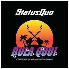 Bula Quo! STATUS QUO  2 CD SET ( FREE SHIPPING)