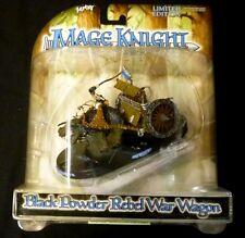 Wizkids Mage Knight Clix Black Powder Rebel War Wagon + Bonus Atlantean Ram