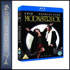 MOONSTRUCK - Cher & Olympia Dukakis  ***BRAND NEW  BLU-RAY ***