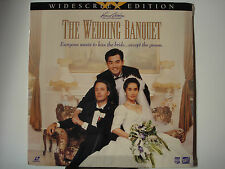 Wedding Banquet, The 1993 LTBX Laser Disc NEW Ah-Lea Gua Sihing Lung May Chin