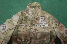 1/6 US 75th Ranger Regiment 2nd Bn Afghanistan multicam TRF/Tabs merit patches