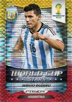 2014 Panini Prizm World Cup Brasil - Brazil '14 World Cup Stars Pulsar Parallel