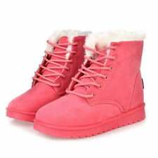 Winterstiefel für Damen mit Absatz kleiner als 3 cm