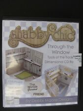 Debbi Moore Shabby Chic Through the Window Tools of the Trade Dimensional 320110