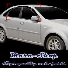 Smoke Door Window Vent Visor Deflector for 02~08 Chevrolet Lacetti/Nubira 4DR