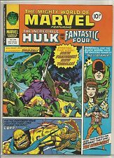 Mighty World of Marvel / Incredible Hulk : comic book #298 from June 1978