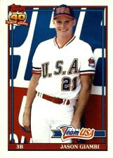 1991 Topps Traded Baseball Pick Complete Your Set #1T-132T RC **FREE SHIPPING**