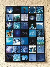True Blue - 3 x Greeting Cards (free delivery)