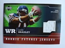 2005 Upper Deck Rookie Futures Mark Bradley Chicago Bears Oklahoma - Jersey