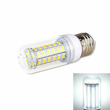 12 Watt E26 5730 SMD 48 Leds 12W LED Corn Light Lamp Bulb Cool White 110V Volt