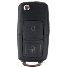 Schlüssel Funkschlüssel Gehäuse 2 Tasten Ersatz für VW T4 T5 Golf Polo Lupo Bora