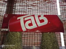 Tab Cola Soda Pop New 12 Pack Unopened