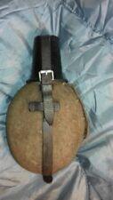 WW2, Wk2: Gourde feldflasche Wh 1939 RITTER DRGM