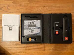 NEW JBL RMC CALIBRATION KIT - Room Mode Correction Kit For JBL Studio Monitor