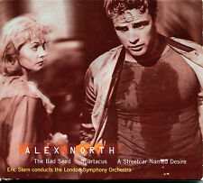 Alex North - The Bad Seed * Spartacus* A Streetcar Named Desire